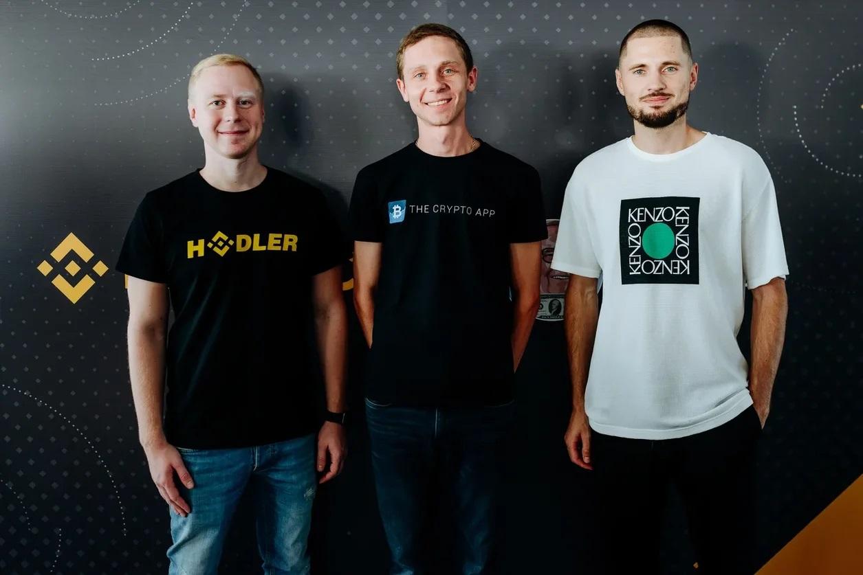 Report: Binance meetup (Sochi, Russia)