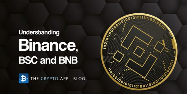 Cadena de bloques inteligente Binance BSC BNB