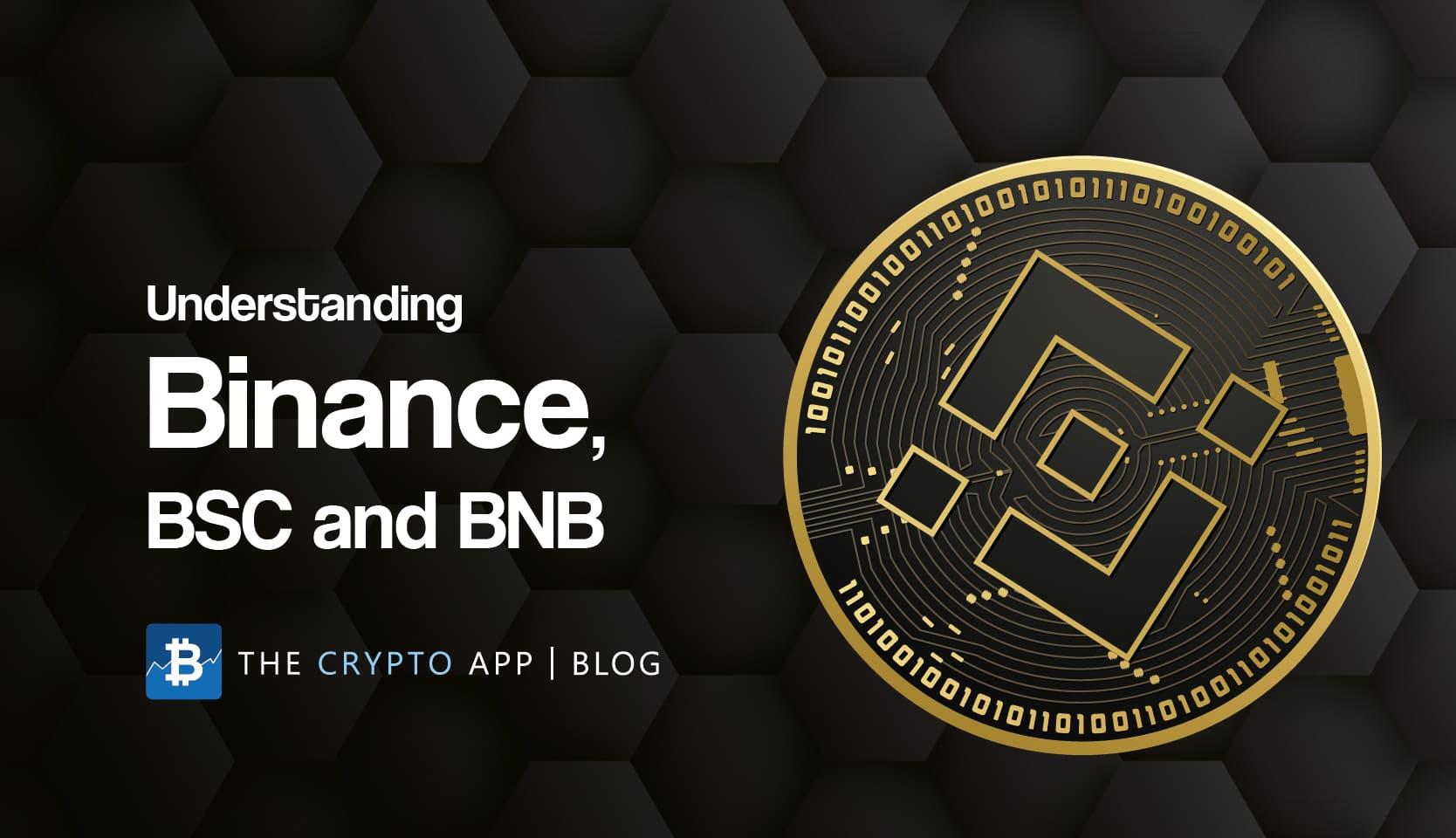 Comprendre Binance, Smart Chain et BNB