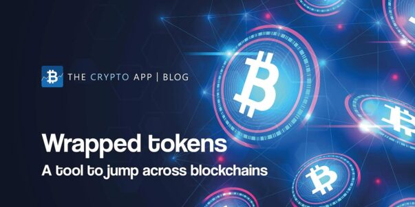 Wrapped Tokens - A tool to jump accross blockchains (blog post image)