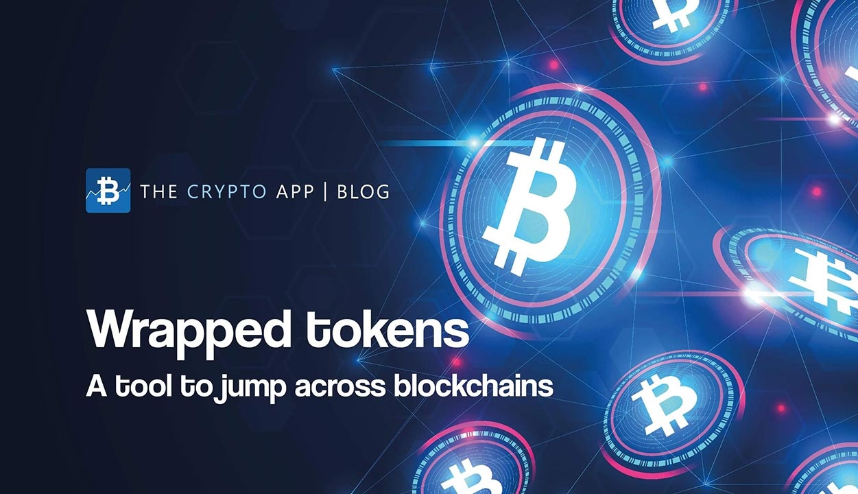 Wrapped tokens: A tool to jump across blockchains