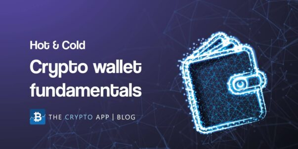Hot And Cold Crypto Wallets (Bild des Blogposts)