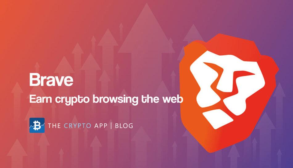 Gagnez de la crypto avec Brave Browser