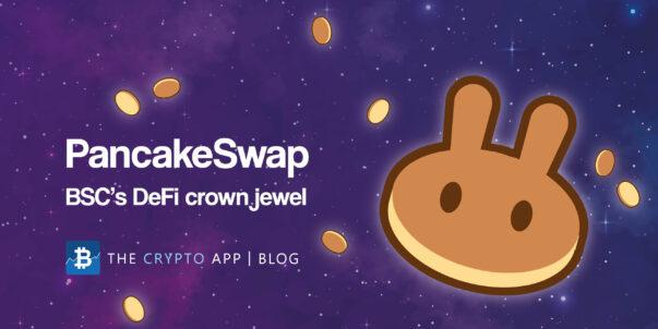 PancakeSwap: le joyau de la couronne DeFi de Binance Smart Chain (image de l'article de blog)