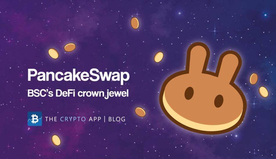 PancakeSwap: жемчужина в короне DeFi от Binance Smart Chain (изображение в блоге)
