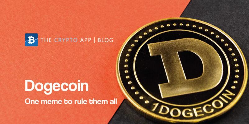 Dogecoin (DOGE): un mème pour les gouverner tous