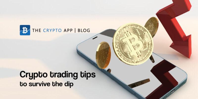 Conseils de trading crypto pour survivre à la baisse